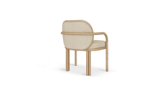 Wood Tailors Club James DINING CHAIR - 1712927