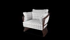 Wood Tailors Club Johnson ARMCHAIR - 1712923