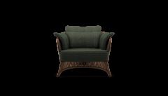 Wood Tailors Club Johnson ARMCHAIR - 1712937