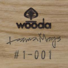 Wooda Husk Chair designed for Wooda by Laura Mays - 1081193