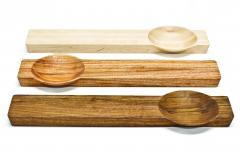 Wooda Kafi 1 in Mahogany by Martin Leugers Tricia Wright for Wooda - 1081226