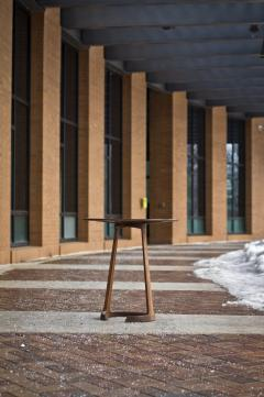 Wooda Repose Table in Walnut designed for Wooda by Zac Feltoon - 1082289
