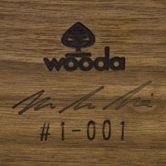 Wooda Str cka Desk in Walnut designed for Wooda by Mackenzie Smith Geggie - 1082524