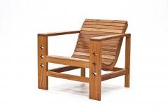 Wooda Uti Chair in Mahogany an Original Wooda Design - 1083234
