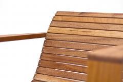 Wooda Uti Chair in Mahogany an Original Wooda Design - 1083237