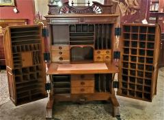 Wooton Desk Co 19th Century Standard Grade Wooton Desk - 1795657
