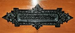 Wooton Desk Co 19th Century Standard Grade Wooton Desk - 1795659
