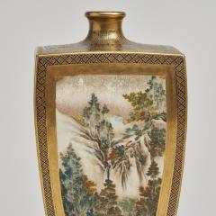 Yasuda Company A Japanese Meiji Period Satsuma Vase - 1368887