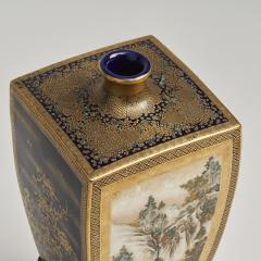 Yasuda Company A Japanese Meiji Period Satsuma Vase - 1368889