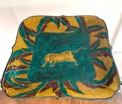 Yoshidaya Japanese Yoshidaya Saiko Kutani Ceramic Dish - 1094162