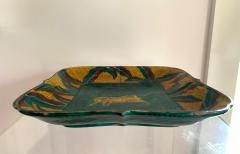 Yoshidaya Japanese Yoshidaya Saiko Kutani Ceramic Dish - 1094166