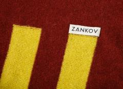 ZANKOV ZANKOV 100 Mohair Throw - 1138153