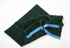 ZANKOV ZANKOV Extra Thick Cashmere Throw 100 Cashmere - 1148521