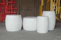 Zachary A Design Barrel Table - 1965843