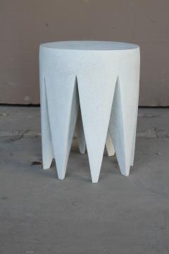 Zachary A Design King Me Stool - 1965896
