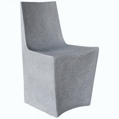 Zachary A Design Stone Dining Chair - 2040539