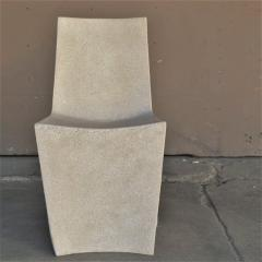 Zachary A Design Stone Dining Chair - 2040541