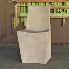 Zachary A Design Stone Dining Chair - 2040542