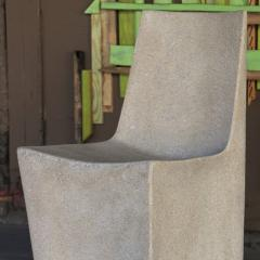 Zachary A Design Stone Dining Chair - 2040543