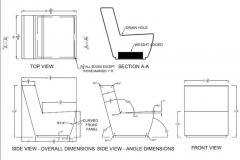 Zachary A Design Straight Modular Sectional - 2040553