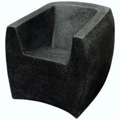 Zachary A Design Van Dyke Curved Chair - 2040584