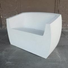 Zachary A Design Van Dyke Love Seat - 2040600