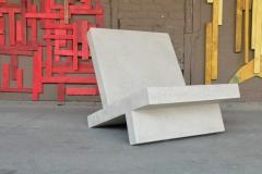 Zachary A Design Wavebreaker Chair - 2040613