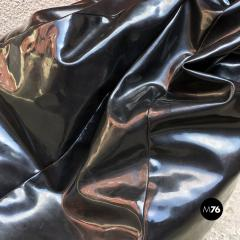 Zanotta Black plastic anatomic chair by Gatti Paolini and Teodoro for Zanotta 1968 - 1968518