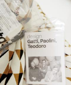 Zanotta Gatti Paolini Teodoro For Zanotta Anatomical Chair SACCO TULIP 2019 - 1844647