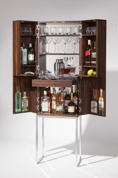 Zelouf Bell Furniture Makers JAGUAR AND THE CROW COCKTAIL CABINET - 1603343