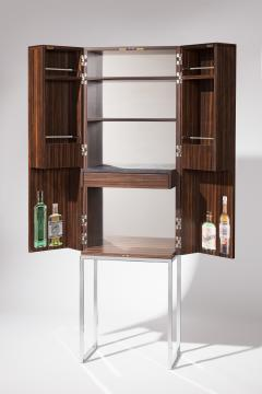 Zelouf Bell Furniture Makers JAGUAR AND THE CROW COCKTAIL CABINET - 1603589
