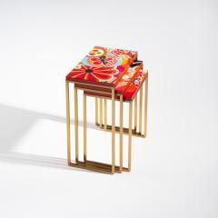 Zelouf Bell Furniture Makers KIKU NESTING TABLES - 1709986