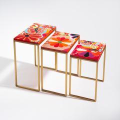Zelouf Bell Furniture Makers KIKU NESTING TABLES - 1709989