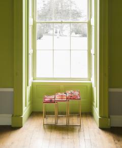 Zelouf Bell Furniture Makers KIKU NESTING TABLES - 1709991