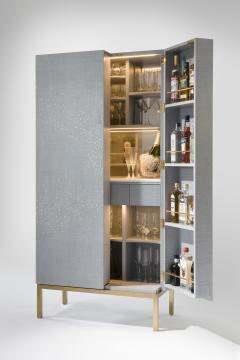 Zelouf and Bell Furniture Makers Here on the edge of what we know Cocktail Cabinet - 1552348