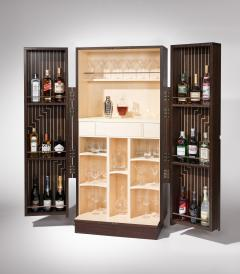 Zelouf and Bell Furniture Makers Stellad Cocktail Cabinet available through Maison Gerard - 1554898