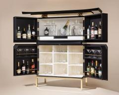 Zelouf and Bell Furniture Makers Torii Bar - 1553915