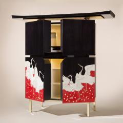 Zelouf and Bell Furniture Makers Torii Bar - 1553931