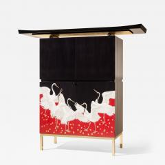 Zelouf and Bell Furniture Makers Torii Bar - 1554798