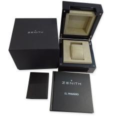 Zenith SA Zenith El Primero Lightweight 10 2260 4052W 98 R573 Mens Watch in Carbon Fiber - 1677737