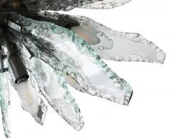 ZeroQuattro Chiseled Glass Sputnik Chandelier by ZeroQuattro - 1129252