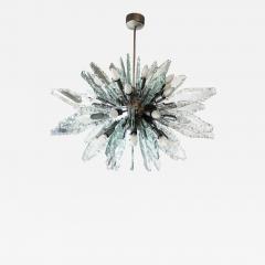 ZeroQuattro Chiseled Glass Sputnik Chandelier by ZeroQuattro - 1129754