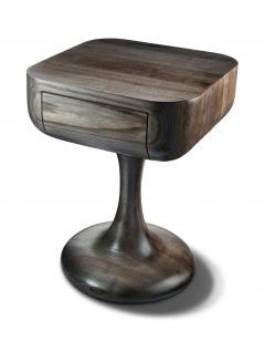 Zimmerman Workshop Ottra Sculptural Nightstand - 1347889