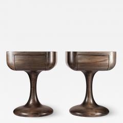 Zimmerman Workshop Ottra Sculptural Nightstand - 1349489