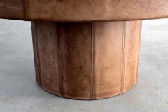 de Sede DE SEDE LEATHER COFFEE TABLE - 1842881