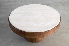 de Sede DE SEDE LEATHER COFFEE TABLE - 1842883