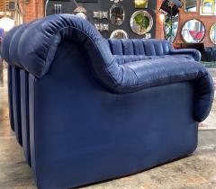 de Sede De Sede 600 non stop blue 22 element sofa 1970s - 1151718