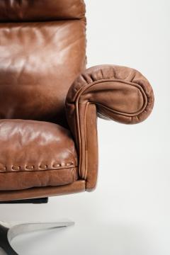 de Sede De Sede DS 31 High back armchair leather 70s - 2016357