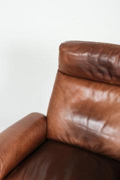 de Sede De Sede DS 31 High back armchair leather 70s - 2016360