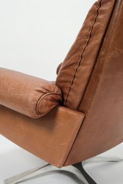 de Sede De Sede DS 31 High back armchair leather 70s - 2016362